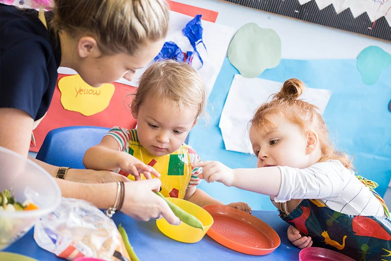 first class childcare for Sherwood, Woodthorpe and Daybrook