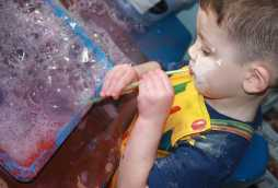 childcare facilities serving sherwood, woodthorpe and daybrook