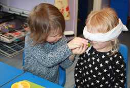 child care for children in Sherwood, Woodthorpe and Daybrook