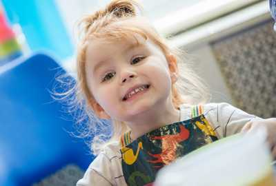 outstanding childcare for children in Sherwood, Woodthorpe and Daybrook
