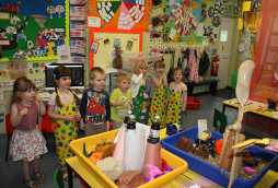 pre-school nursery activities