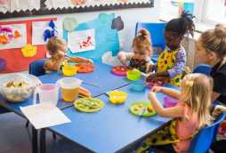 toddler daycare in Nottingham